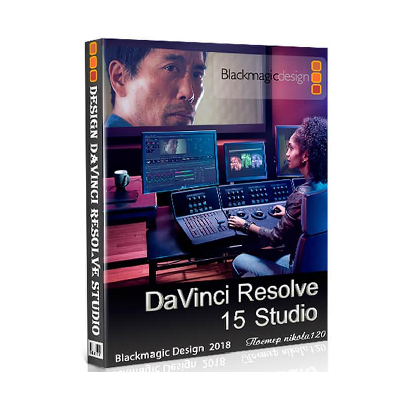 Blackmagic Design Davinci Resolve Studio 15 Mac Sale On Plugins