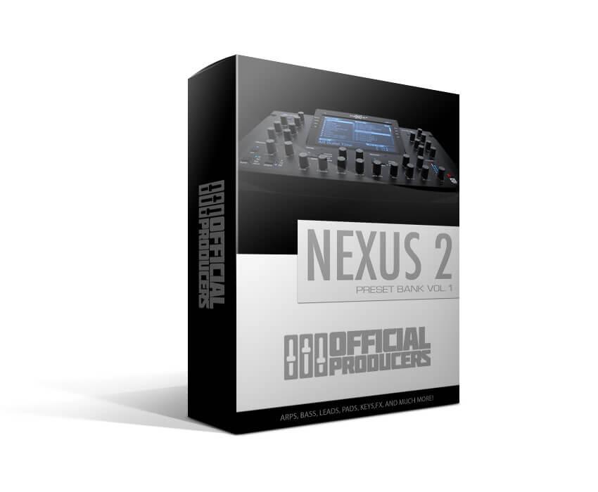 ReFX Nexus v1 4 1 (Content+Off Banks+Skins) (MAC)