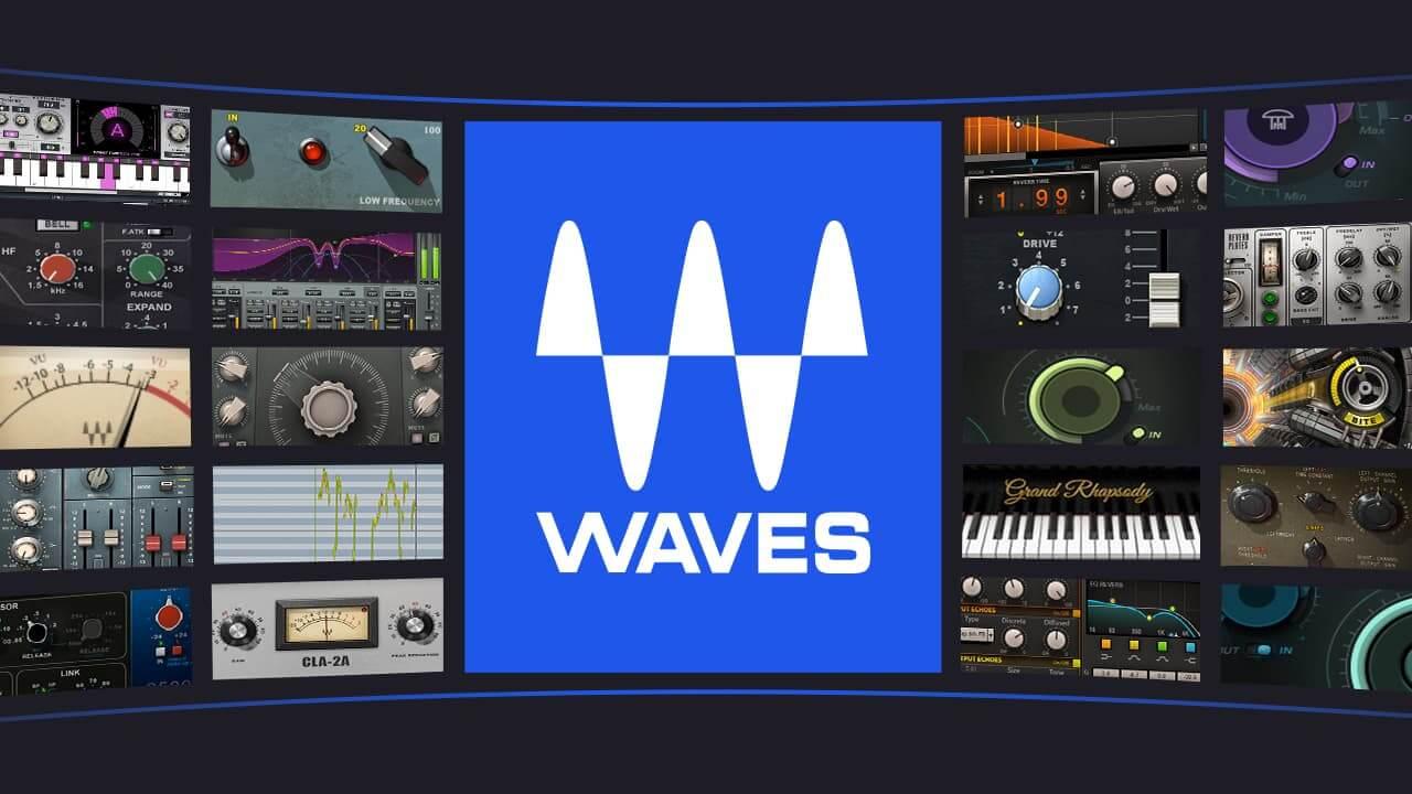 2 Waves Complete All Bundle 2019 (MAC)