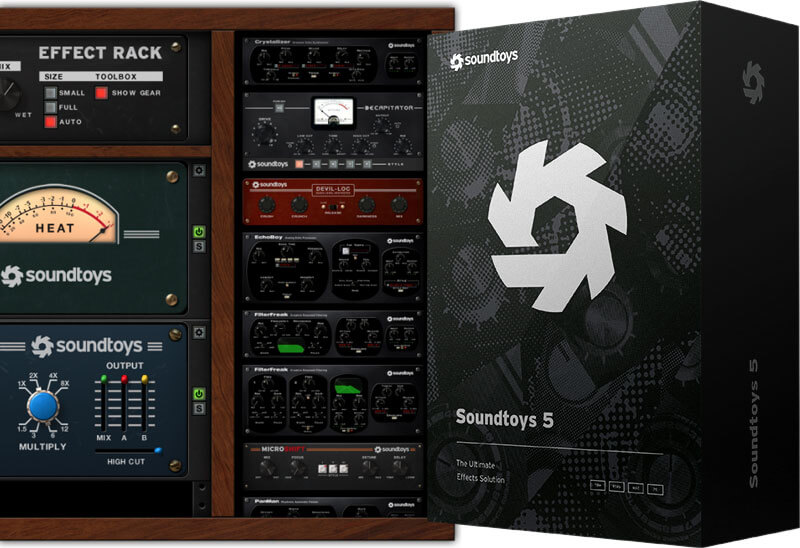 Soundtoys 5 Complete Bundle (WINDOWS)