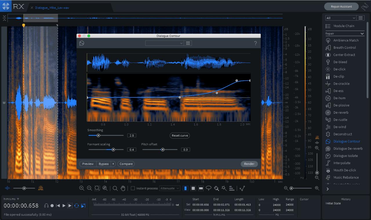 Lexis audio editor for mac